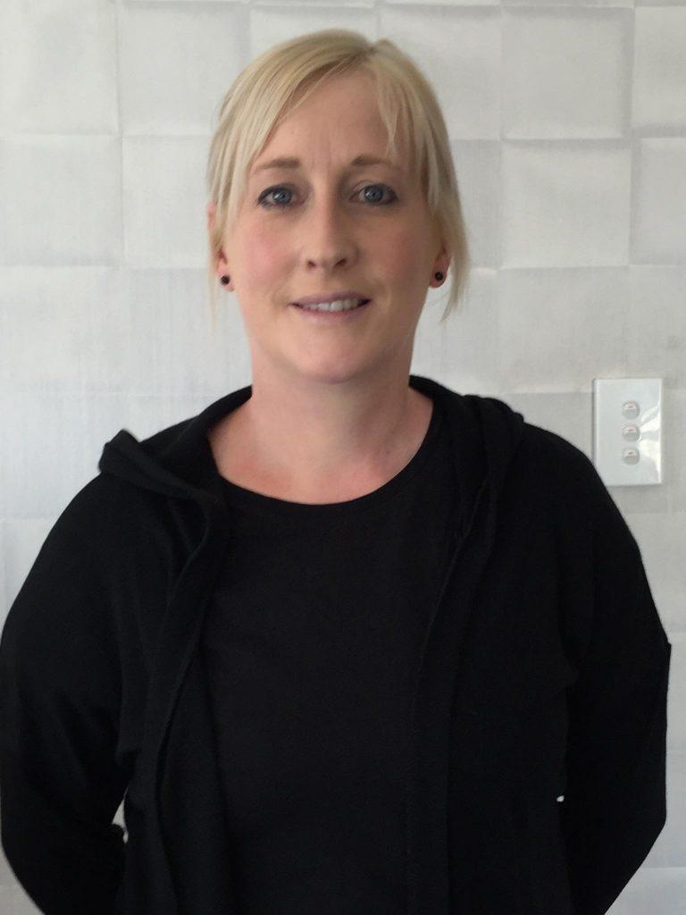 Anna Pilgrim - Receptionist